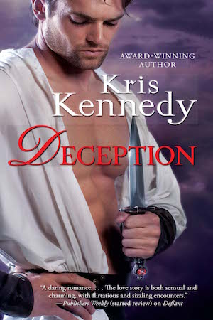 Deception by Kris Kennedy